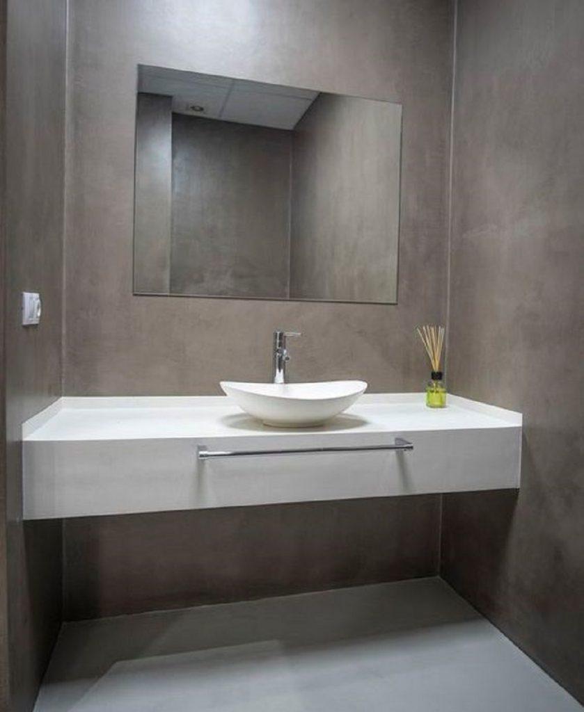 microcemento en Bilbao reformas integrales baños y cocinas