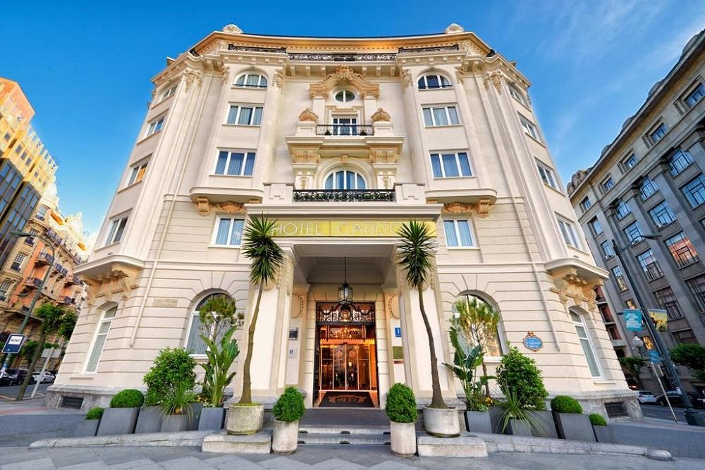 hoteles pintura de hotel pintores Bilbao