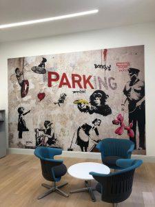 colocacion instalacion de papel pintado y decorativo en Bilbao y Bizkaia pintores