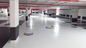 garajes pintura pintores especialista en Bilbao epoxi