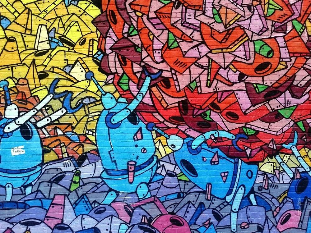 Pintura en Bilbao