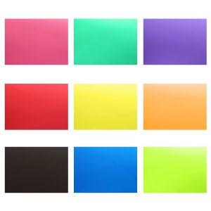 signifiacion de los colores policromia