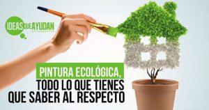 pintura ecologica en Bilbao pintores que es