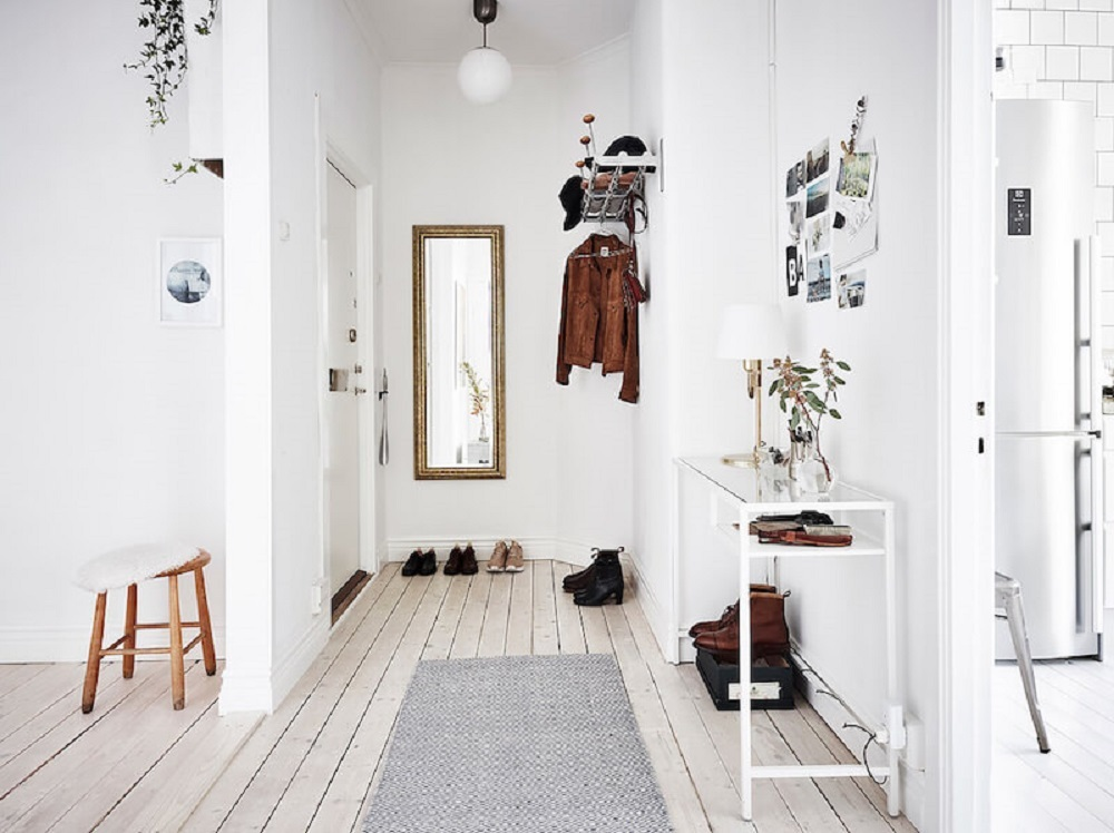 6 formas de decorar tú entrada fácilmente