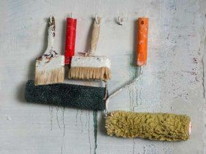 ¿Cómo limpiar las brochas?