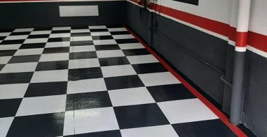 Reformas de suelos de garajes Pintura de pavimentos en Bilbao