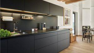 pintores bilbao pintar negra cocina